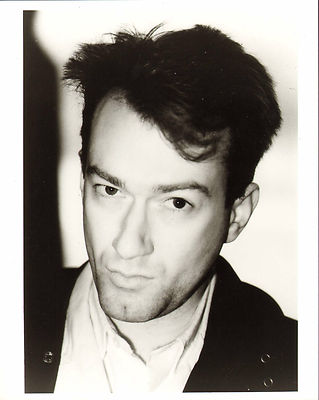 ANDY GILL GANG OF FOUR 8x10 inch B&W Photo Photograph