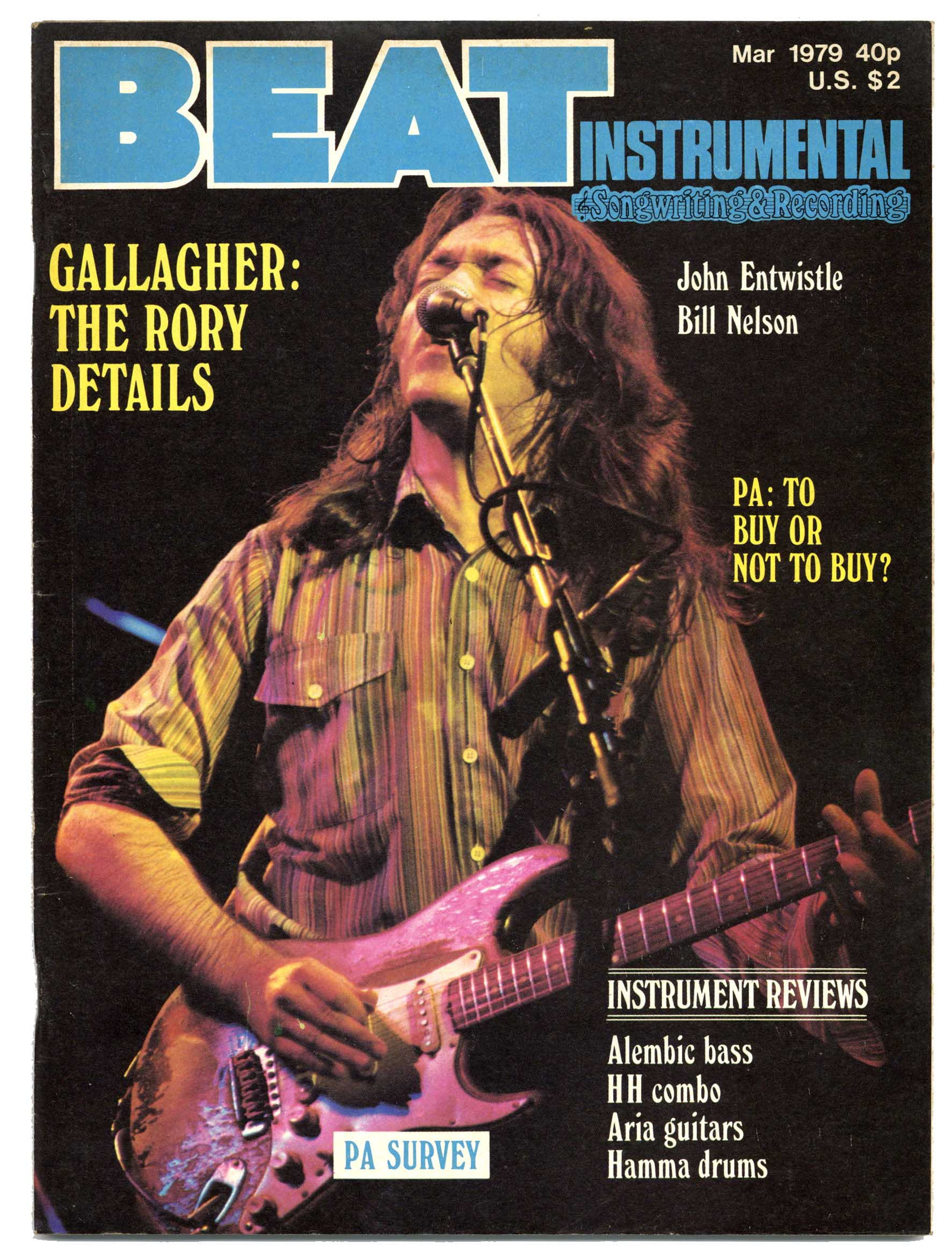 Johnny Winter - Albino & Romina Power - Página 2 BEAT-INSTRUMENTAL-Magazine-No-149-March-1979-Rory-Gallagher-John-Entwistle-Jim-McCarty-14903-p