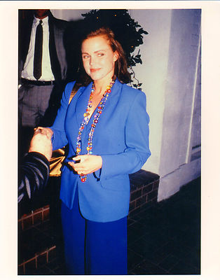 BELINDA CARLISLE 8x10 inch Colour Publicity/Agency/Promo Photo Photograph