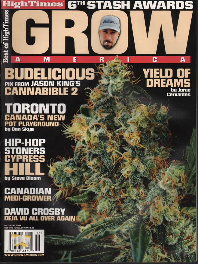 High Times Magazine Best of High Times/Grow America David Crosby Cypress Hill Hip Hop Stoners
