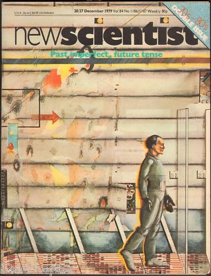 NEW SCIENTIST Magazine December 1979 Vol 84 No 1186/1187