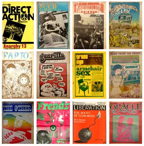 Various Underground Press